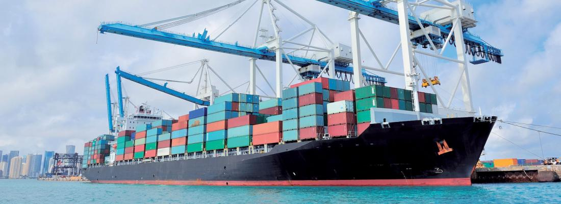 Freight Forwarding Services by Sea