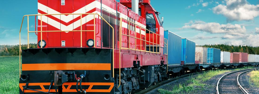 Railway Freight Transports